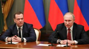 Russian PM and government resign after Putin calls for constitution changes