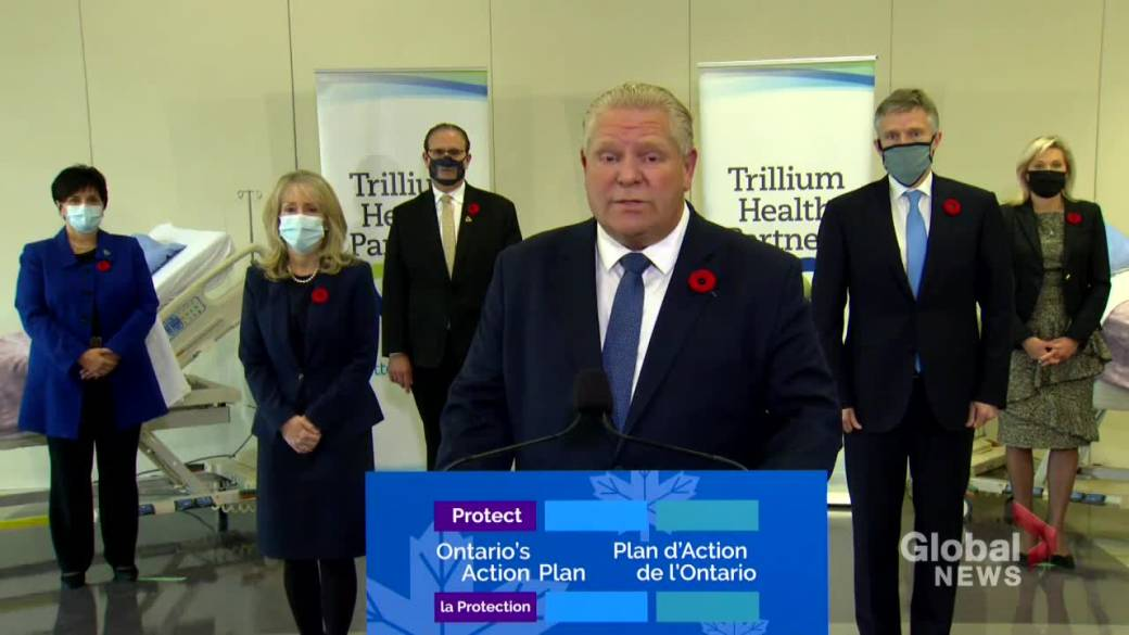 Click to play video 'Ontario increases average daily direct care time for seniors to 4 hours'
