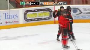 Battle of the Blades: Team Canada Women vs BCHL (01:53)