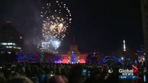 City of Edmonton shares plans for downtown New Year's Eve festivities