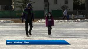 Warm weekend ahead in Calgary as we return to Daylight Saving Time (02:24)