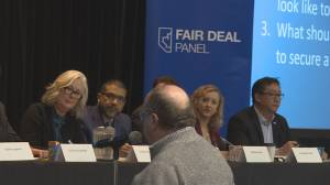 Alberta's 'Fair Deal Panel' holds town hall in Calgary