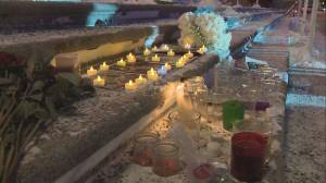 Vigil held to pay tribute to Edmonton victims of Iran plane crash
