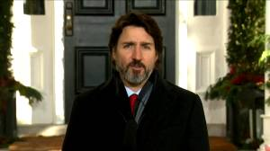 Canada will 'pursue every avenue' to bring the 'Two Michaels' home, Trudeau says (01:56)