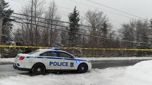 Police investigating Dartmouth shooting that left man with life-threatening injuries (00:30)