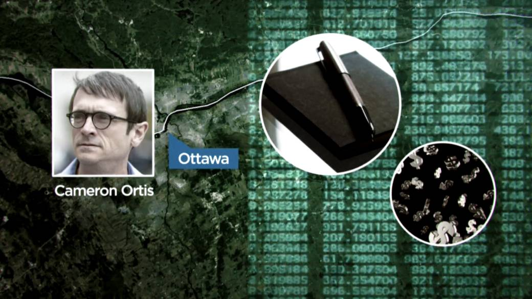 Click to play video 'Cameron Ortis case: Intelligence director accused of selling secrets to global money laundering network'
