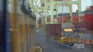 Ottawa intervenes to avert Port of Montreal strike (02:00)