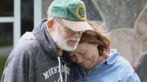 Ontario couple found alive after spending days lost in woods