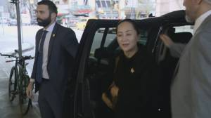Crown lays out arguments at Meng Wanzhou extradition hearing