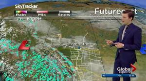 Edmonton afternoon weather forecast: Thursday, May 14, 2020