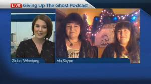 Giving Up The Ghost Podcast (05:29)