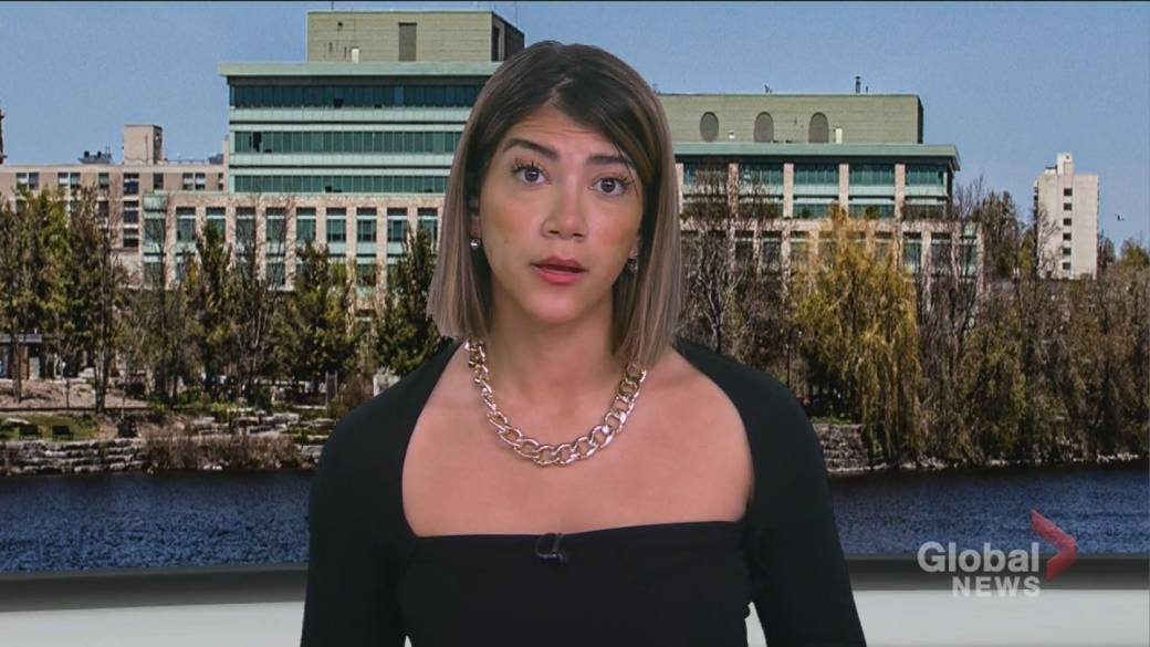 Click to play video: 'Global News Peterborough Update 1: May 14, 2021'