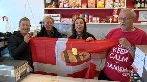 Calgarians find DIY solution to get their beloved 'Holy Grail of cheese' from Denmark