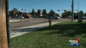 Edmonton mother calls for change after sons struck in crosswalks