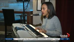 Edmonton's Ruth B pens song in support of BLM movement
