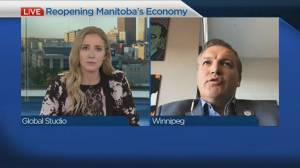 Business Council of Manitoba on reopening plan