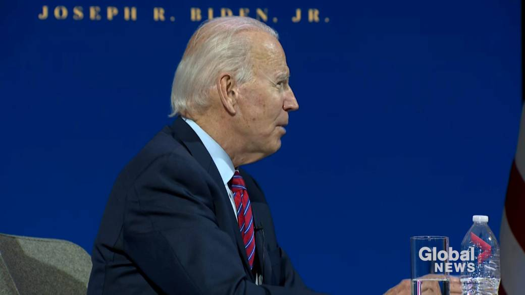 Click to play video 'Biden: 'Every mayor deserves a president who is going to be a true partner''