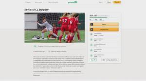 Grant MacEwan soccer player turning to private health care in B.C. (02:02)