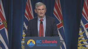 BC Liberals meeting to discuss future of political party (01:55)
