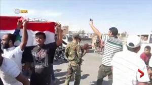 Syrian army enters Manbij and Tel Tamer