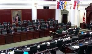 Alberta COVID-19 pandemic debate at the legislature