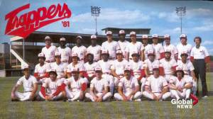 Keith Wells reminisces about naming the Edmonton Trappers baseball team (01:45)