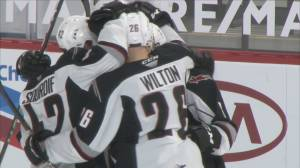 Junior hockey: Kelowna Rockets look to forget lopsided 6-0 loss to Vancouver Giants (02:06)