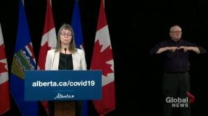 Alberta reports 28 news cases, 3 more deaths from COVID-19 on Thursday