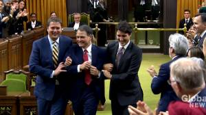 Anthony Rota voted in as new Speaker of the House of Commons