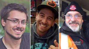 RCMP called to investigate Field, B.C. train derailment that killed 3 CP crew members
