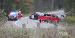 Motorcyclist dies following collision on County Road 507 in Trent Lakes