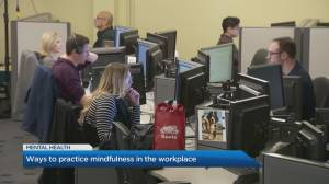 The importance of mindfulness in the workplace