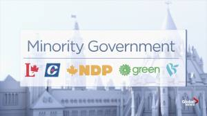 Federal Election 2019: Global News projects a minority government