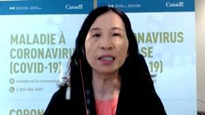 Canada's top doctor comments on Health Canada's AstraZeneca COVID-19 vaccine investigation (01:53)