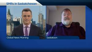 The future of small modular reactors in Saskatchewan (04:47)