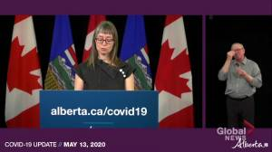 Alberta announces 62 new COVID-19 cases, outbreak at Horizon work camp