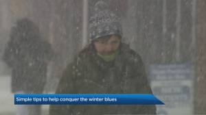 How to fight the winter blues