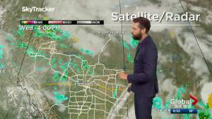 Edmonton weather forecast: Wednesday, August 12, 2020