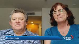 Edmonton couple to be released from 2nd COVID-19 quarantine