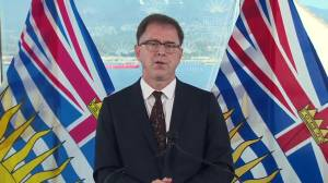 How will Alberta's approach to contract tracing and self-isolation impact B.C.'s COVID-19 measures? (02:46)