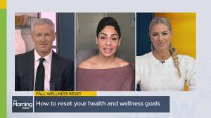 Track your fitness goals with a renewed fall wellness plan (04:45)