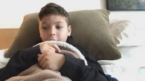Penticton boy faces setback in 3 year cancer battle (02:29)