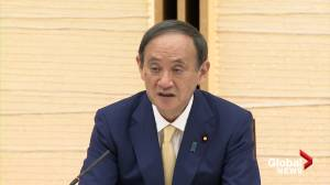 COVID-19: Japan PM declares state emergency in Tokyo ahead of Olympics (01:13)