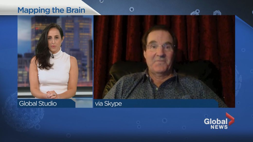 Click to play video 'The COVID-19 brain connections this McGill professor is helping uncover'
