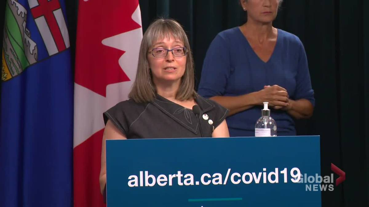 Click to play video: 'No more masks on transit, isolation of positive COVID-19 cases come Aug. 16 in Alberta'