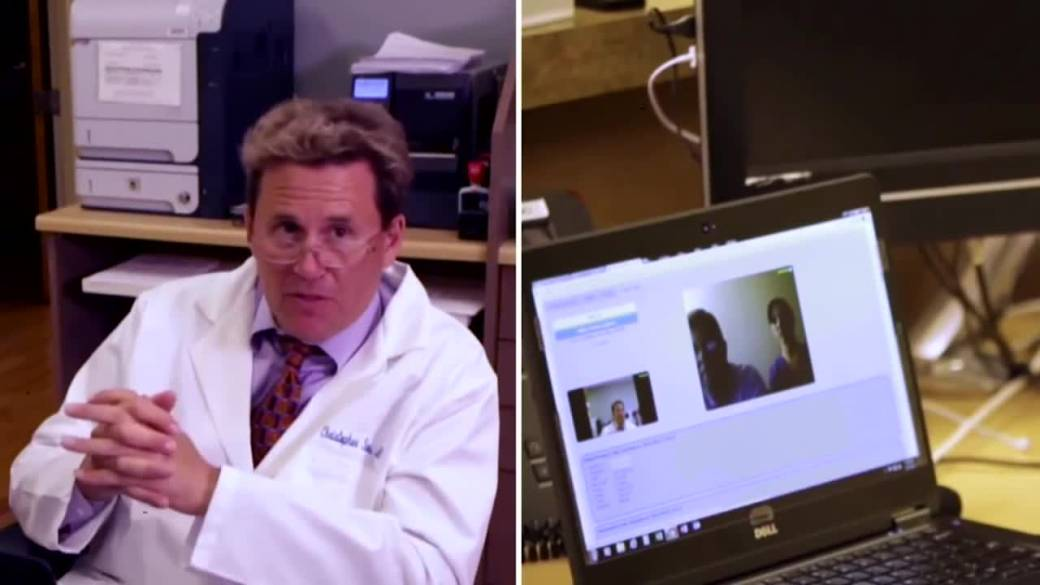 Click to play video 'Manitoba doctors hoping for expansion of virtual care'