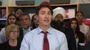 Federal Election 2019: Trudeau says he wants 'strong clear mandate' to stand up to Conservative premiers over cuts, climate change
