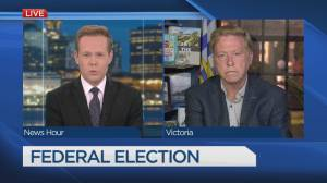 Federal Election: ridings to watch in B.C. (01:19)