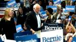 Democrat Bernie Sanders campaigns in Minneapolis