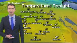 Saskatchewan weather outlook: June 9